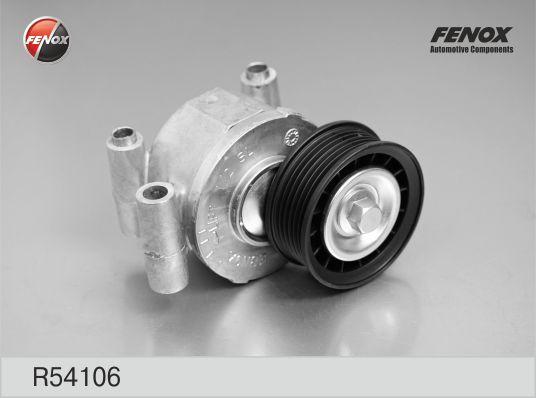 Ролик натяжителя FENOX R54106 Ford Focus/C-MAX/Volvo S40/V50 1.8/2.0 04-