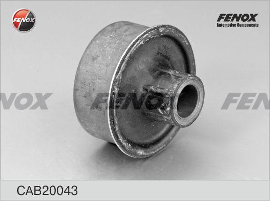 С/блок FENOX CAB20043 Opel Astra F 91-02, Vectra A 88-95 рычага задний