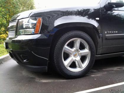Eibach Pro-Plus на Chevrolet Tahoe