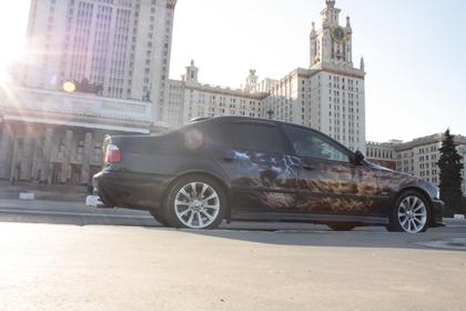 Eibach Pro-Kit на BMW 5 (E39)