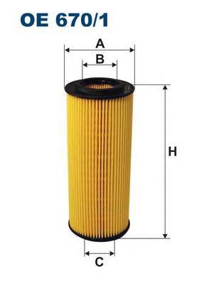 Фильтр масляный A.R. 159 -11, FI Croma 05-