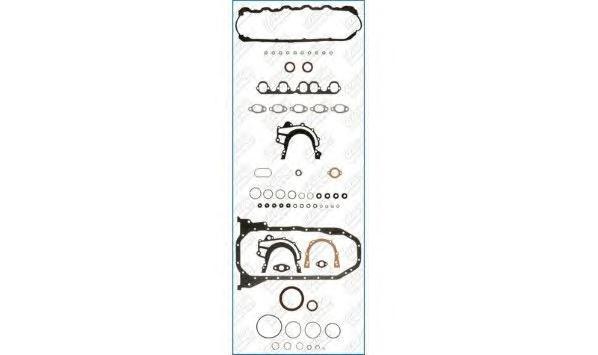 Ремкомплект полный без прокладки ГБЦ AUDI-VOLKSWAGEN 89-] 3D AAB AAS AJA ACV AJT AGX ACV ... 2370/2459 CC DIESEL
