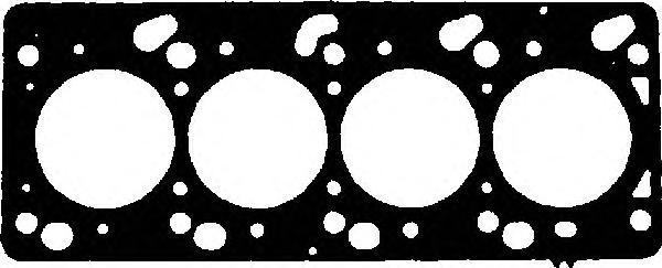 Прокладка г/бл ELWIS ROYAL 0026580 FORD