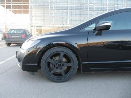 Eibach Honda Civic Sedan