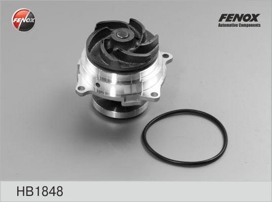 Помпа FENOX HB1848 Ford Focus 1.8-2.0 16V 98-04