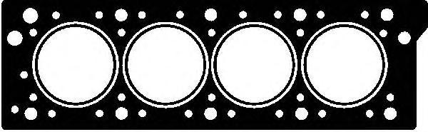 Прокладка г/бл GLASER H0102500 /01025/ SAMAND