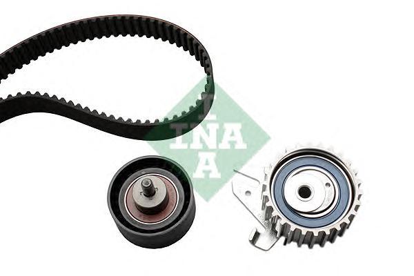 Комплект ремня ГРМ Fiat. Alfa 1.8-2.4 16V Z=168 95