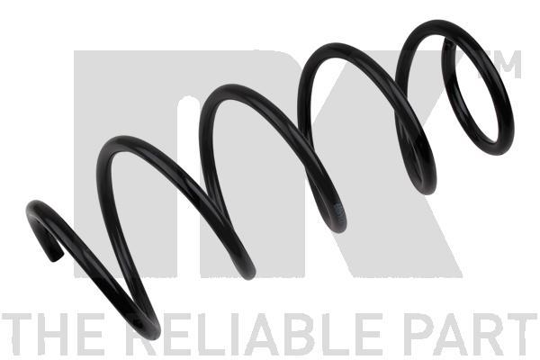 Пружина передней подвески / OPEL Corsa-D 1.0/1.2/1.4 06~