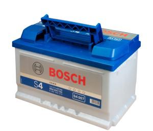 Аккумулятор BOSCH S4 SILVER 12V 72AH 680A ETN 0(R+) B13 278x175x175mm 17.05kg
