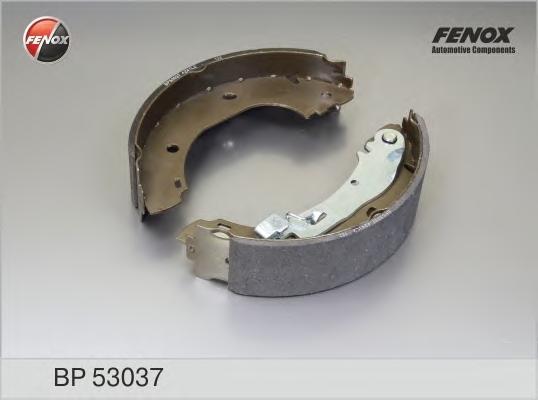 Колодки барабанные Fiat Ducato 94-02/02-, PEUGEOT Boxer 94-02/02- [254*57, 1850kg] BP53037
