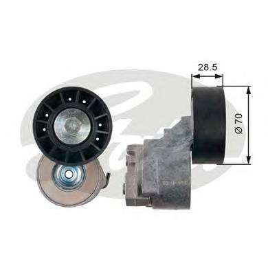 Ролик натяжной ремня приводного FIAT DUCATO 2.3D 02- Gates