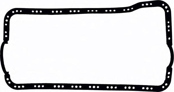Прокладка масляного поддона Ford Scorpio 2.4/2.9 V6 87>