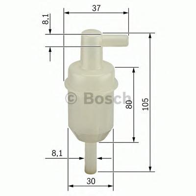 Фильтр топливный MB/SSANGYONG D/TD