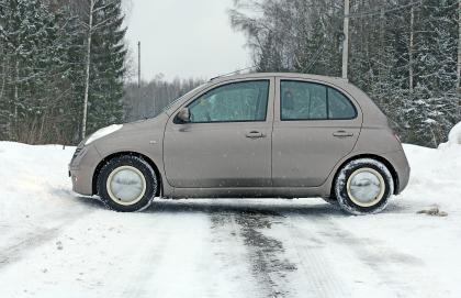 Eibach Nissan Micra