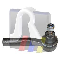 Наконечник рулевой RTS 91-90320-1 OPEL Corsa-D 06- R