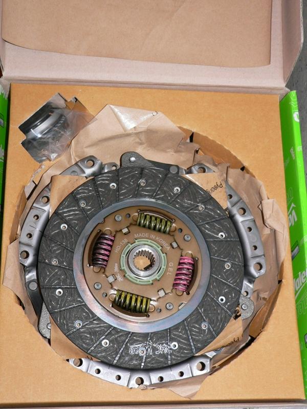 Комплект сцепления VPH HDK153 826742