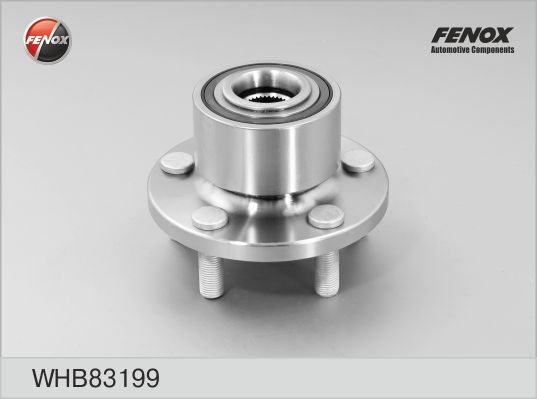 Ступица FENOX WHB83199 перед Ford Galaxy/S-Max 06-