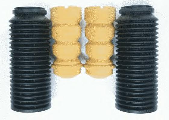 Отбойник+пыльник аморт. SACHS 900019 /89-019-0/ OPEL Corsa-D 06-/Punto 06-/Escort задн. (кмпл.2+2)