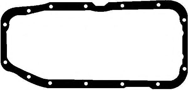 Прокладка масляного поддона Opel Omega, Vectra 1.8/2.0 84
