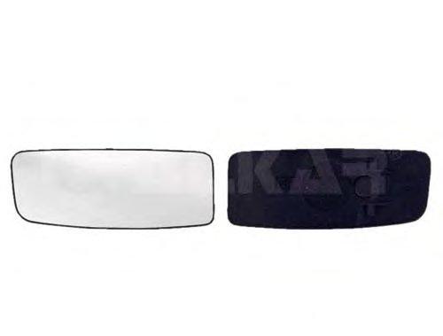 Стекло зеркала прав выпукл, нижн MERCEDES-BENZ: SPRINTER / VW: CRAFTER (2006-)