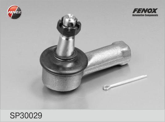 Наконечник рулевой FENOX SP30029 Hyundai Porter (ТАГАЗ), H1/Starex 97-07 левый/правый