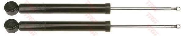 Амортизатор TRW JGT467T !цена за шт., продавать комплектом! SKODA OCTAVIA 04- / SKODA YETI 09- / VW GOLF-V 03- задн.