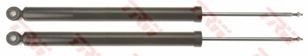Амортизатор TRW JGT1206T !Цена за шт., продавать комплектом! FORD Focus-III 11- задн.