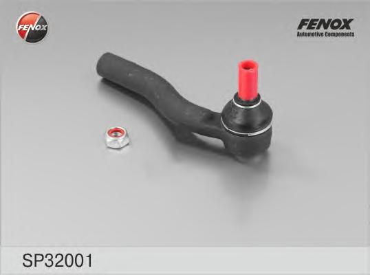 Наконечник рулевой правый Fiat Doblo 01-, Albea RUS 98-, Palio 96-, Strada 99- SP32001