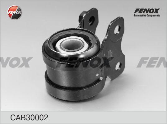 Сайлентблок FORD FOCUS II 06-, C-MAX 07- VOLVO C30 06- (ш.о. 18/21ММ) рычага задний с кронштейном (обычный)