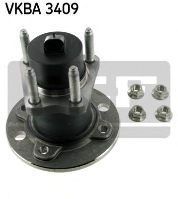 Подшипник ступичный задн OPEL: ASTRA 92-96 с ABS, VECTRA в 95-96