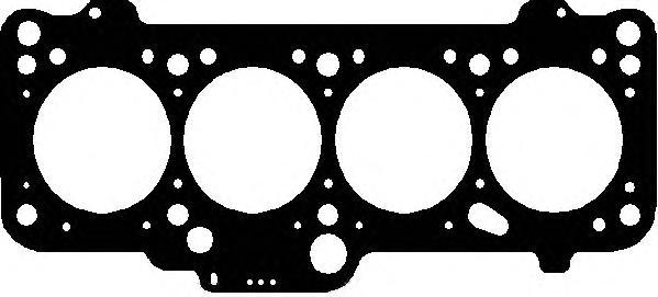 Прокладка ГБЦ VAG 1,9D<1,61mm> 3рис