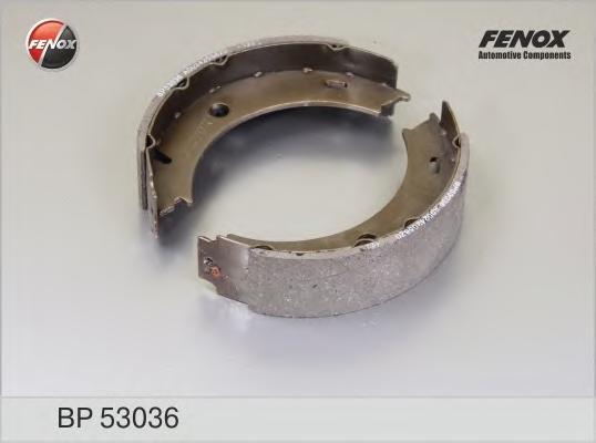 Колодки барабанные MB Sprinter 2t /3t 95-06 BP53036