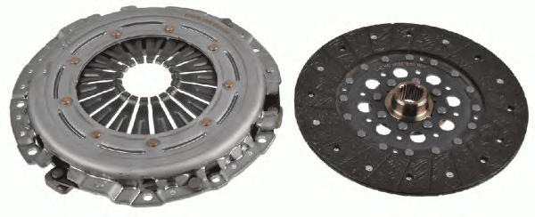 Сцепление SACHS 3000950634 KIA Sportage D4EA FQ 06- 10