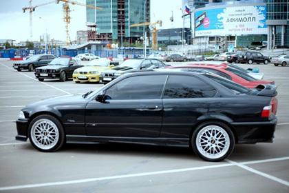 Eibach Pro-Kit на BMW 3 (E36)