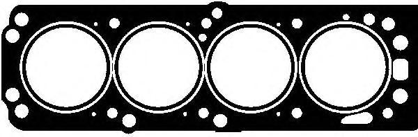 Прокладка г/бл GLASER H0658200 OPEL Ascona 1.6, Nexia 1.5