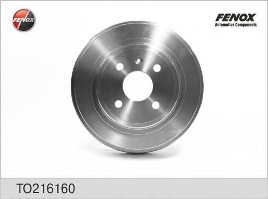 Барабан тормозной OPEL Astra F 95-98, Astra G 98-04, VECTRA B 95-02 TO216160