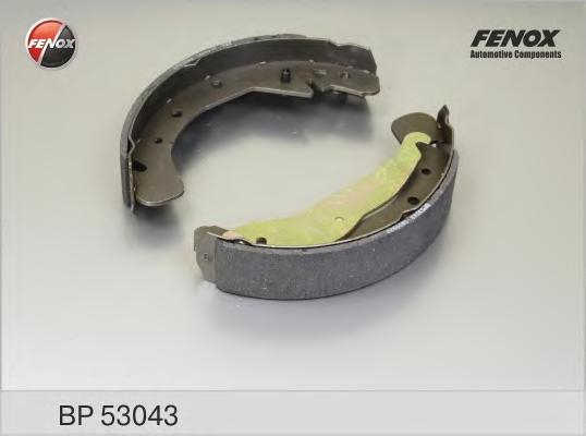 Колодки барабанные Opel Astra F 95-98, Astra G 98-05, Astra H 04- BP53043