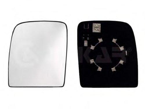 Стекло зеркала лев, верхн, выпукл, с подогр CITROEN: JUMPY (2006-) / FIAT: SCUDO (2007-) / PEUGEOT: EXPERT (2007-)