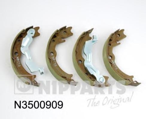 Колодки ручного тормоза NIPPARTS N3500909 LACETTI 170*26
