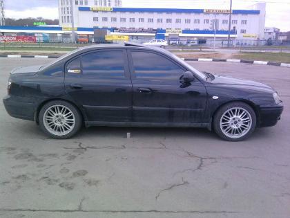 Eibach Hyundai Elantra