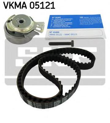 Комплект ремня ГРМ Opel Astra/Vectra/Corsa/Meriva 1.2-1.6 89