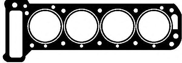 Прокладка г/бл VICTOR REINZ 612625510 Opel Ascona/Omega 2.0-2.4 -95