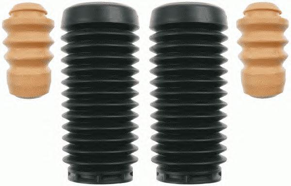 Сервисный комплект переднего амортизатора Ford Fusion 1,25-1,6 (02-12) (2 пыльника и 2 отбойника) 900146
