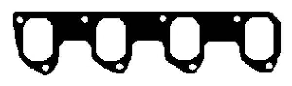 Прокладка коллектора Ford Escort 1.8TD 88 In