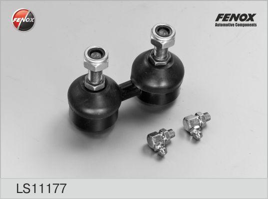 Тяга стабилизатора передняя Hyundai Elantra (XD) 00-06, Sonata III 93-98 LS11177