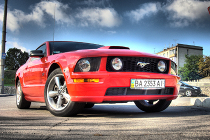 Eibach Anti-Roll-Kit Ford Mustang GT