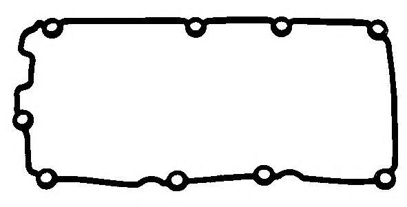 Прокладка крышки ГБЦ VAG 2,7/3,0D (1-3) A6/A8/Q7