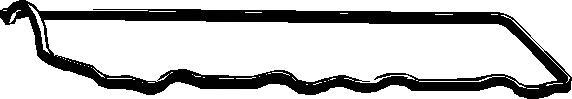 Прокладка крышки ГБЦ Mitsubishi
