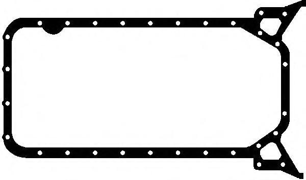 Прокладка масляного поддона MB 1.8-2.3D 87>