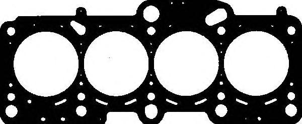 Прокладка ГБЦ Audi A4 2.0FSi 16V 02